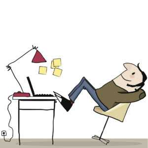 כתיבת תוכן לעסקים קטנים - חותם המילה